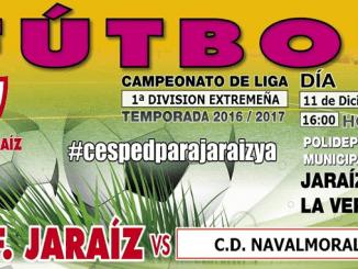 C.F. Jaraíz vs C.D. Navalmoral