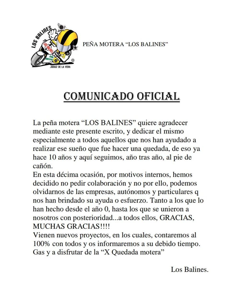 X Quedada Motera Los Balines 2018 en Jaraíz de la Vera