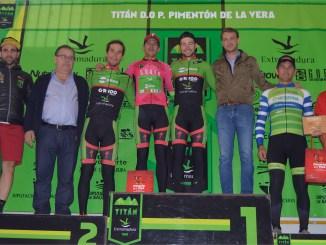 Doblete para Dani Carreño y Pedro Romero y triunfo final para Díaz de la Peña