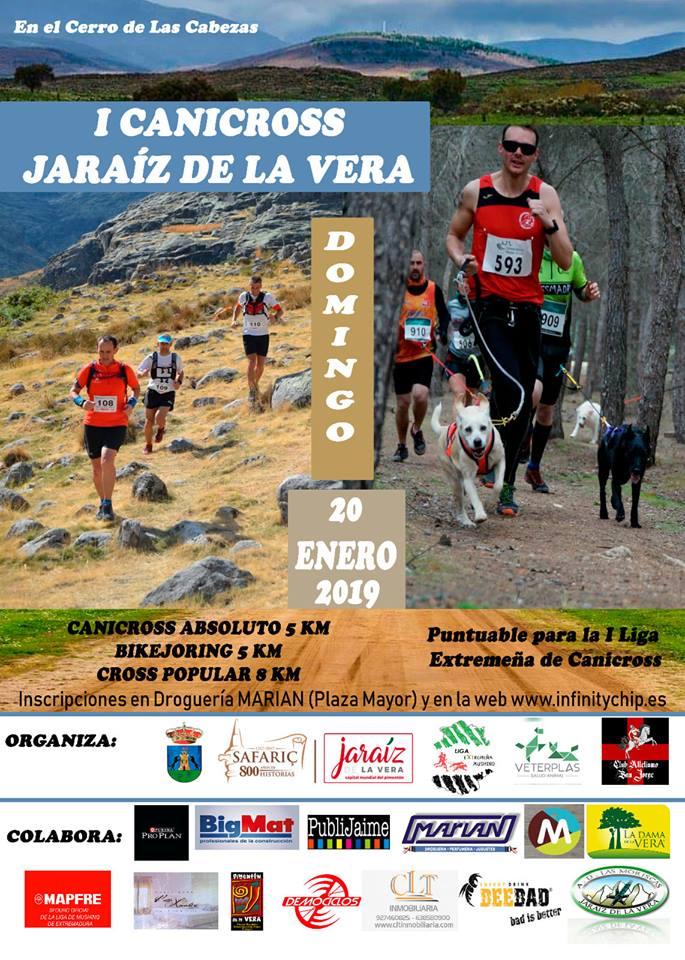 I Canicross - Jaraíz de la Vera