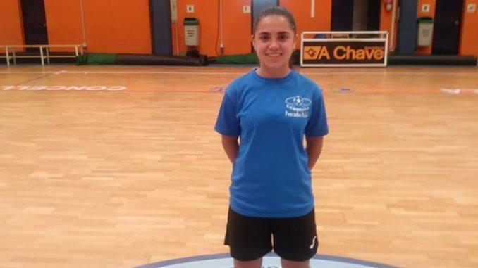 Alba regresa del stage con el Pescados Rubén CD. Burela FS