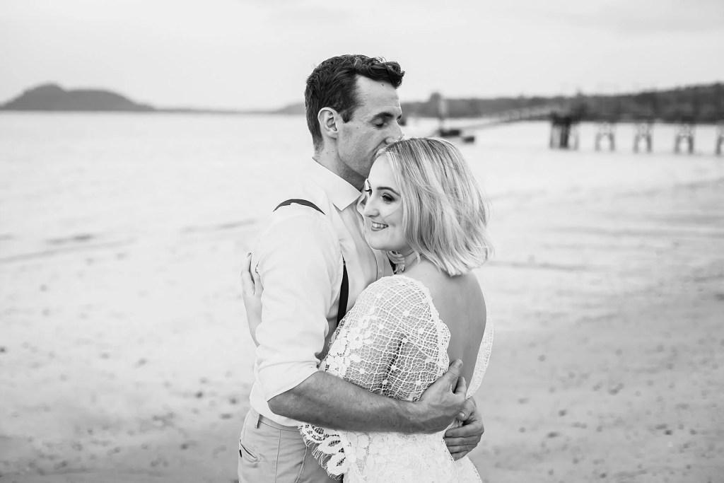 Beach Wedding Photographs - Coconut Island Resort Phuket 74