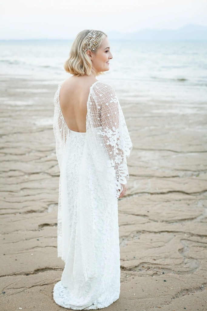 Beach Wedding Photographs - Coconut Island Resort Phuket 77