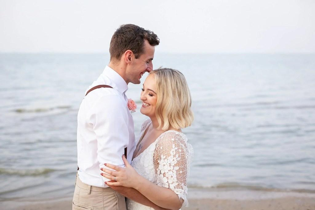 Beach Wedding Photographs - Coconut Island Resort Phuket 85