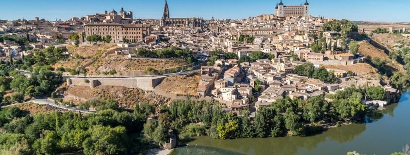 esperas de jabalí en Toledo
