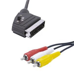 Câble RCA PARITEL