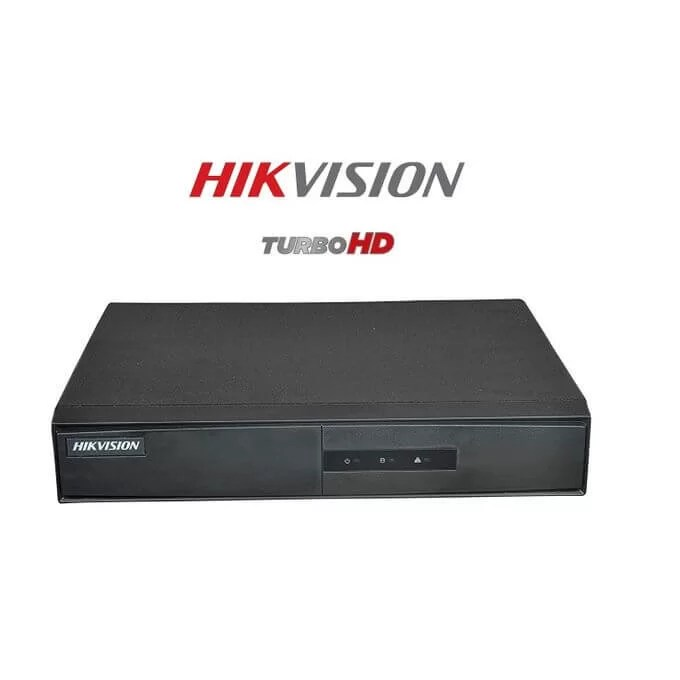hikvision 2MP 4 ch