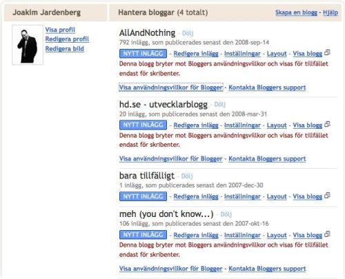 Har Dr Evil tagit över Google?