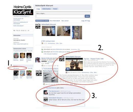 Hur man blir cool på facebook