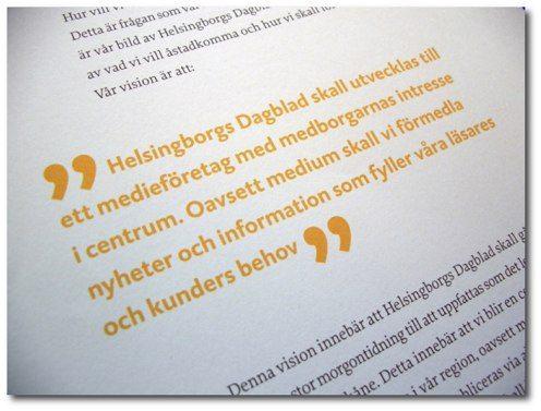 The Humbug Declaration – skillnaden mellan ord och handling…