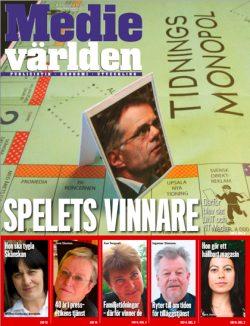 Mindpark #018: När Tidningsutgivarna övergav pappret – eller…?