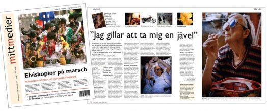 Mindpark #069: Första steget från dagstidningar till nyhetsmagasin