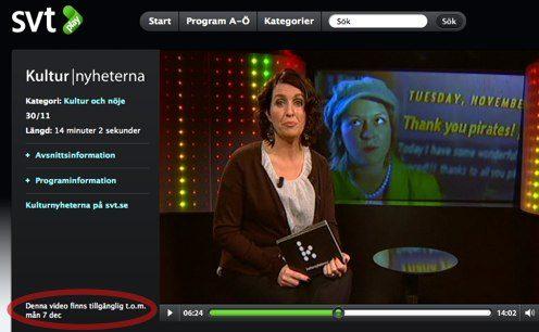 30_11 - Kulturnyheterna | SVT Play