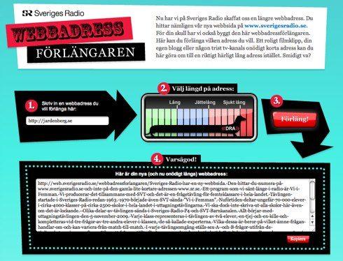 Hey, Sveriges Radio – det är faktiskt inte roligt