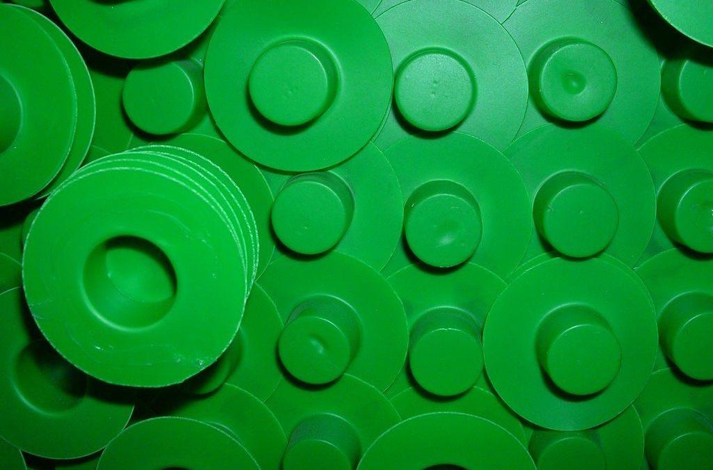 Är du en grön prick?