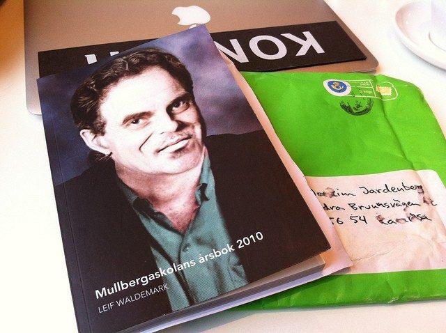 Mullbergaskolans årsbok 2010