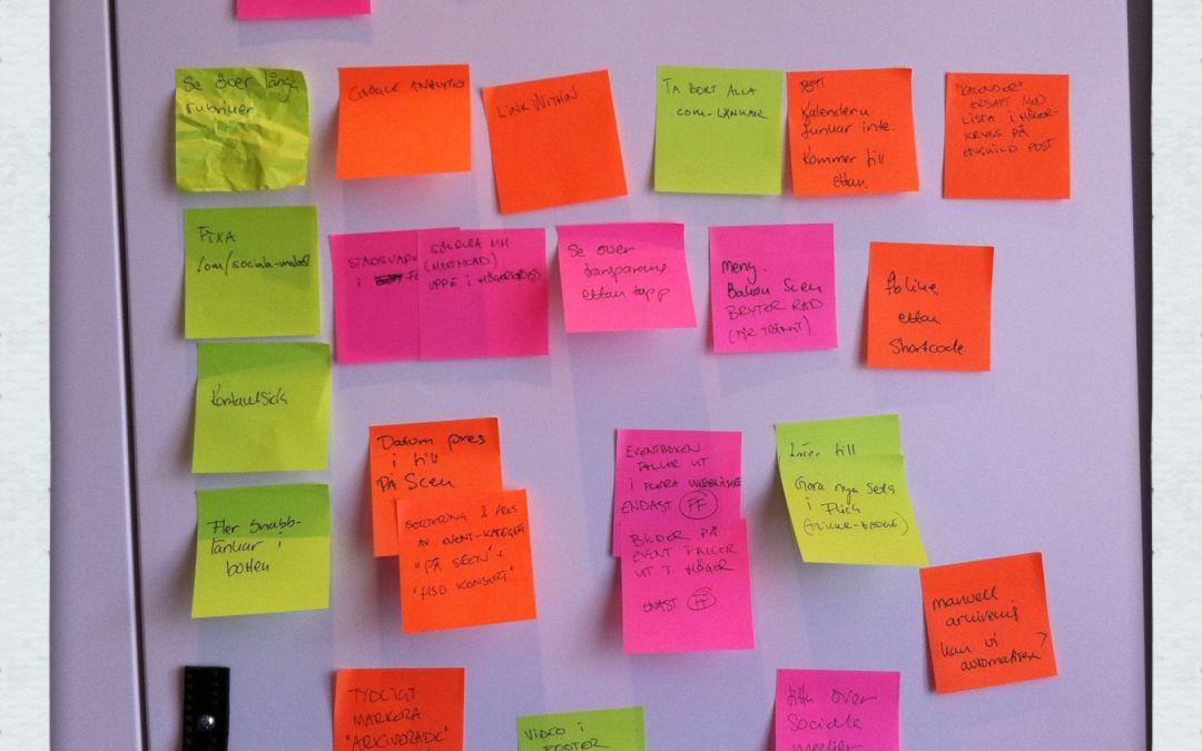 Konserthuset Hackday – första mötet med HKWV
