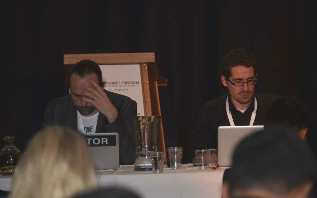 #SIF12 Stockholm Internet Forum: from a digital curators view