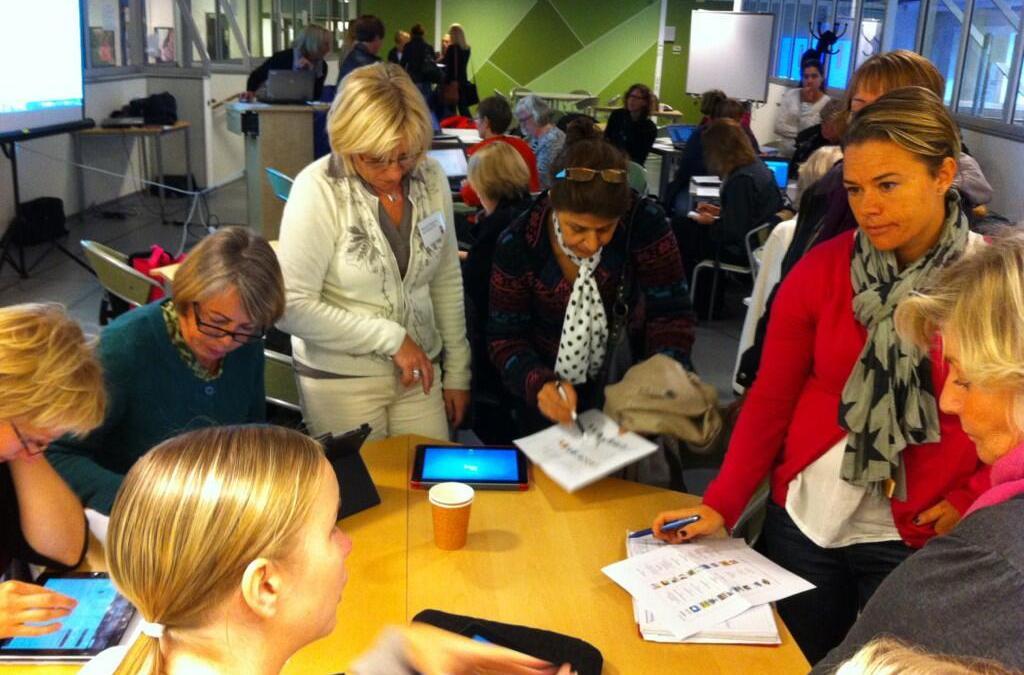 #hbg44 – fyra dagar, 113 sessioner om skolan i Helsingborg