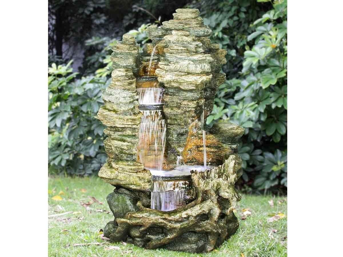 Fontaine De Jardin Truffaut | Fontaine A Eau De Jardin Best Vasque ...