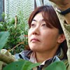 夏の寄せ植え Works:Takumi Makiko