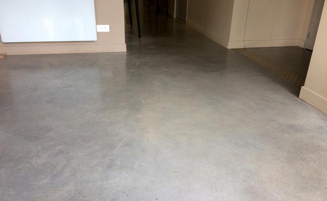 le beton cire quelle utilisation
