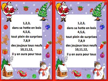 comptine Noël