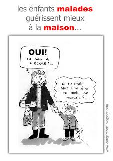 Affiches Infos Parents Le Jardin DAlysse