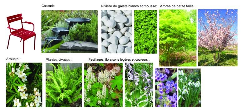 terrasse sensorielle ehpad lyon-le jardin zen