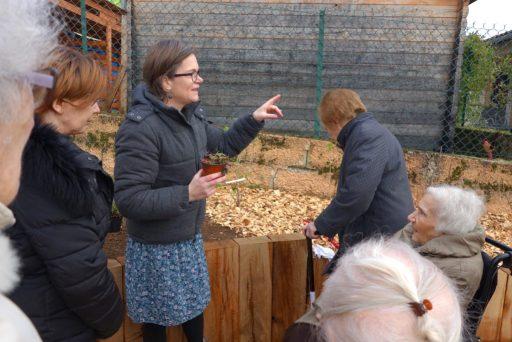 Atelier-Plantation-Ehpad-Omeris-accueil des participants