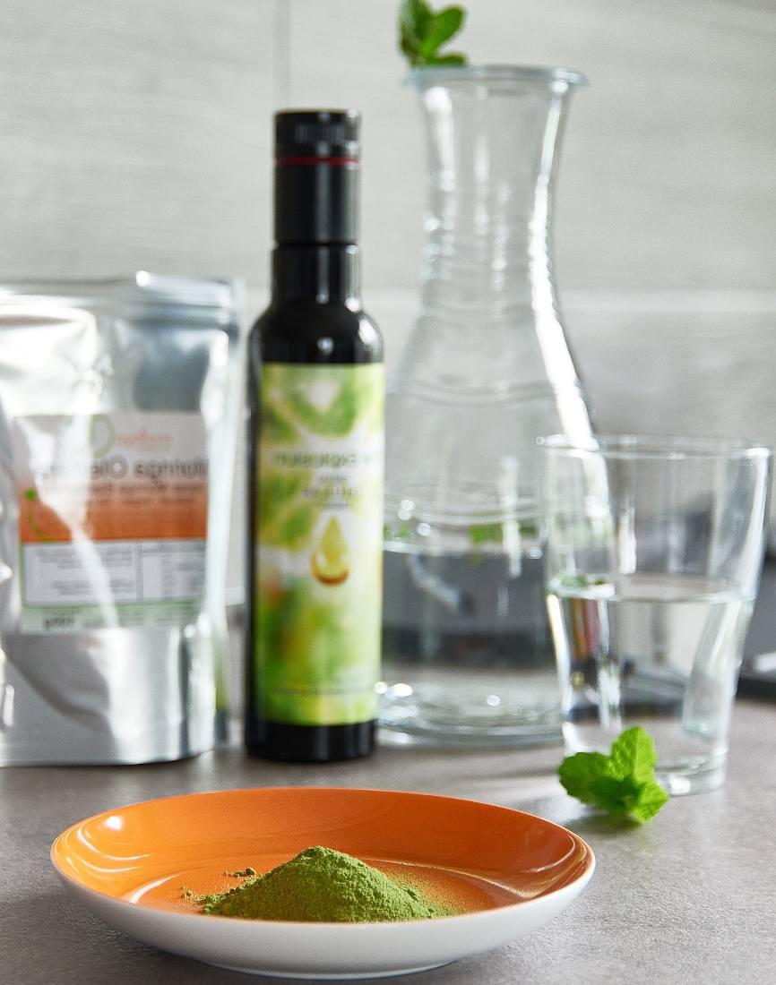 Comment Consommer Le Moringa : comment, consommer, moringa, Moringa, Bienfaits, Vertus, Contre, Toux,, Asthme, Diabète