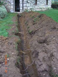 excavacion-para-canalización-agua