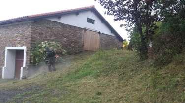 Jardineritza lanak Gipuzkoan