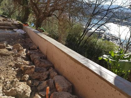 Jardineria y albañileria en Pasaia