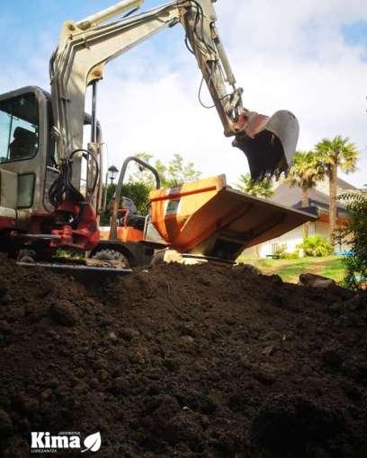Excavaciones / Lur lanak