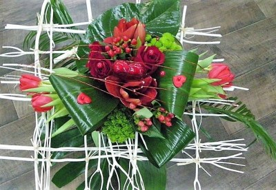 perigny-garden-creation de bouquet - fleuriste val de marne (134)