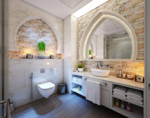 decoracion de baños moderna