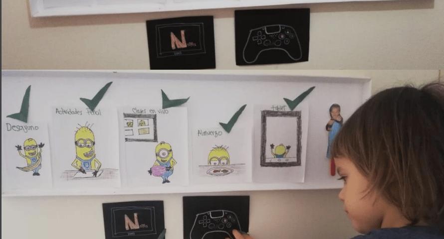 Blog: rutinas en la infancia