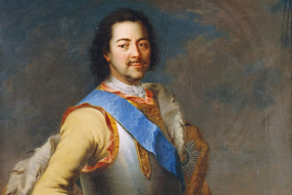Portrait de Pierre le Grand