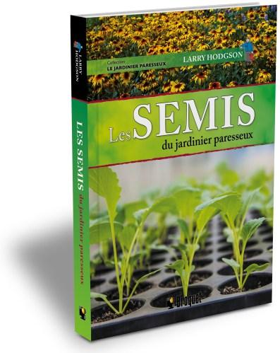Page couverture du livre Les semis