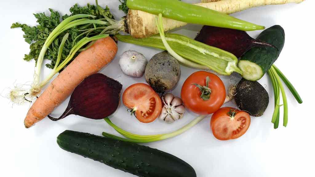 Légumes courants