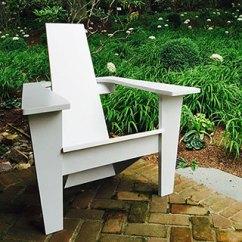 Modern Adirondack Chair Desk Chairs Under 50 Dollars Mid Century Jardinique Classic Outdoor