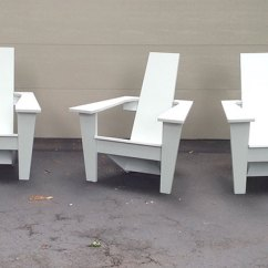 Modern Style Adirondack Chairs Chair Leg Pads Mid Century Jardinique Classic Outdoor Introducing Our New