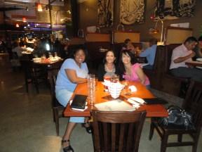 the tap room restaurant