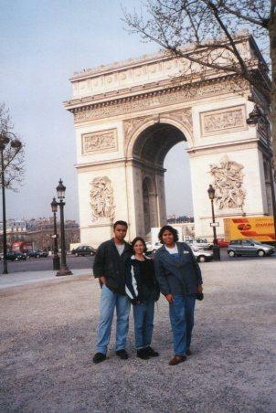 Arc de Triomphe-1990s