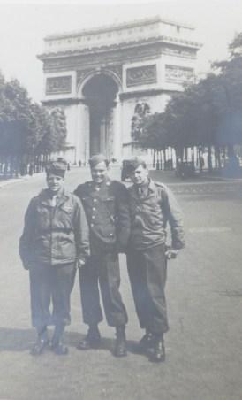 Arc de Triomphe- WWII Era