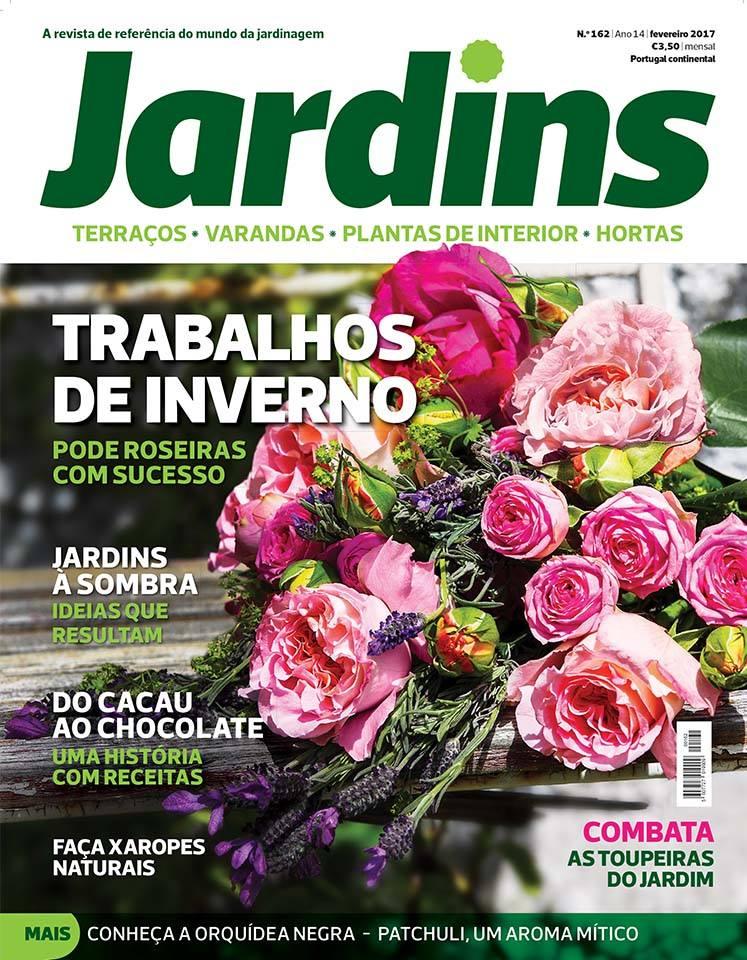 Revista Jardins de fevereiro 2017