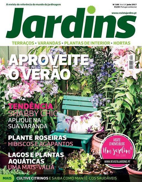 Revista Jardins de Junho