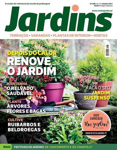 Revista Jardins de Setembro