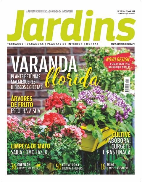 Revista JARDINS de Maio